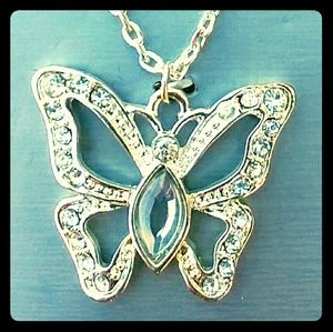 Butterfly Necklaces-New